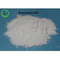 China 98% Paroxetine Hydrochloride Nootropic Powder , USP Standard Paroxetine HCL wholesale