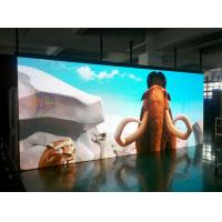 China SMD 3528 P5 Rental LED Screen Diaplay 160*160mm Vertical 120° wholesale