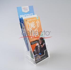 China Deflect-o Acrylic Leaflet/Infomaiton Holder,97x95x205(mm) wholesale