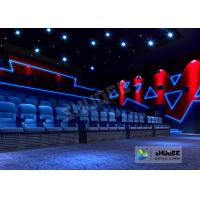 China 4D 5D 7D 12D Cinema New Business New Movie Industry with excited immersive feeling wholesale