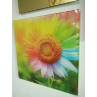 China 1440dpi UV Flatbed Printing For Phone Cover / Metal Plate Lively Advertising wholesale