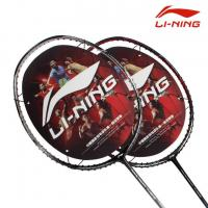 China Li-Ning badminton racket AYPL026-1 ,N99 AYPL102 racquets wholesale