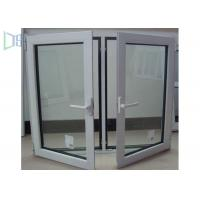 China Individually Made Out Swing Aluminium Casement Windows with Thermal Break System wholesale