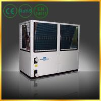 Heating System Solutions 72KW Air to 60℃ Hot Water with Green Refrigerant Oil , Danfoss Valves & LCD Control Panel