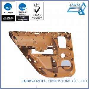 China Car Exterior Accessories Plastic Injection Mould Auto Parts Plastic Car Door Parts wholesale
