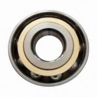 China Angular Contact Ball Bearings with Single/Double Row, Mini Types are Available wholesale