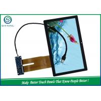 Wholesale COB Type Capacitive Touch Screen ITO Sensor Glass To Cover Glass Structure from china suppliers
