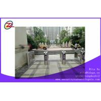 China Outdoor Entrance Swing Barrier Gate Pedestrian Turnstiles With Passenger Counter Function wholesale