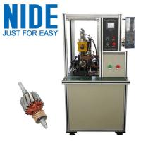 China Armature Commutator Fusing Machine 50 - 60 Hz Rated Frequency Air Water Cooling wholesale