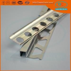 China 6063 T5 Aluminum tile trim ,aluminum extrusion wholesale