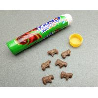 Quality Lovely cow shape chocolate candy sweet and deep chocolate flavor for sale