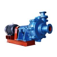 Quality Aier Head mining centrifugal slurry pump for mining / power plant / tailing for sale