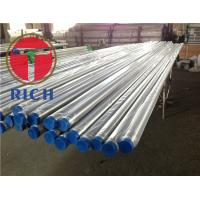 China GB/T 14975 ASTM A269 302 304 Stainless Steel Seamless Tubes For Structural wholesale