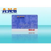 China Facebook id card shield / HF Rfid Smart Card credit card size wholesale