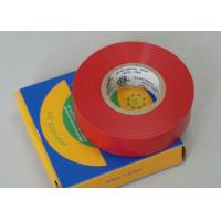 China Adhesion Automotive Electrical PVC Tape High Temperature Insulation Tapes wholesale