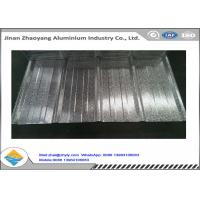 Buy cheap 3003 3004 Corrugated Aluminum Sheet Embossed Aluminum Manganese Alloy Roof Sheet from wholesalers