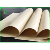 China 3 Inch 6 Inch Food Grade Poly Coated Paper / Food Wrapping Paper For Food Packing on sale