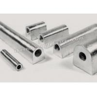 China High Performance Aluminum Alloy Sacrificial Anodes For Catholic Protection Systems on sale
