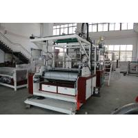 China Vinot PLA High Speed Cling / Stretch Film Extruder Machine 600 - 1000mm Width with high effective SLW-1000 wholesale