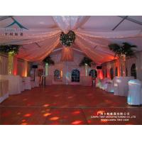 China Environmentally Anti - Fungus Large Wedding Tents For Indian Market wholesale