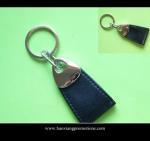 China Fashion Car Logo Keychain Genuine Leather Car Keychain,Leather Keychain/PU keyring wholesale