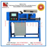 China heating element machine for  DRS-23PLC Resistance Winding Machine by feihong machinery wholesale