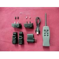 China Rechargeable Remote Dog Training Collar for 2 Dogs wholesale