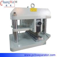 China Rigid Thickness V CUT PCB Separator With Linear Blades For PCB / Aluminium wholesale