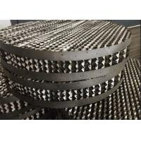 China High Flux Metal Tower Packing Anti Blocking Ability Gas Liquid Distribution wholesale
