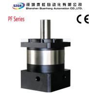 China Hydraulic Gear Reduction Box Planetary Variable Speed Reducer For Servo Motor on sale