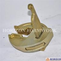 China Doka Frami Clamp Concrete Forming Accessories Cast Iron Material wholesale