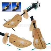 China Professional Womens Two Way Wooden Shoe Shoes Stretcher on sale