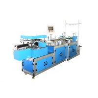 China High Speed Full Automatic Disposable Ear Cover Making Machine wholesale
