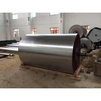 China Durable Polishing Mirror Roller For Sheet Extrusion Line , Calender Rollers wholesale