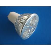 China Energy saving Indoor 3PCS 1W GU10 LED Spot Lamps Light 85V - 265V AC for Sitting room wholesale