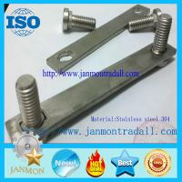 Wholesale Stainless steel bolts,Stainless steel round head bolts,Stainless steel bolts with metal plates,Bolts with metal plates from china suppliers