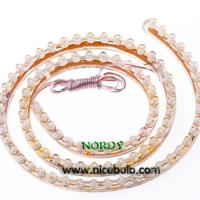 China Silicone Led Strip 3MM  72cm white color for car wholesale