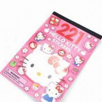 China Scrapbook, Available in Different Sizes and Designs, Measures23 x 15cm, Suitable for Students wholesale