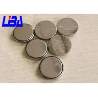 China LiMnO2 Coin Cell Lithium Button Batteries Primary CR2032 3V 240mAh wholesale