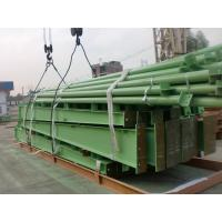 Wholesale Garage Steel Frame / Nigeria Steel Structure Factory  / Green Oxide Paint from china suppliers