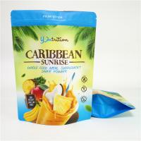 Buy cheap 510g Custom Stand Up Pouch , Food Packaging Bags For Shake Protein Isolate from wholesalers