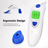 China Baby Ear Infrared Digital Forehead Thermometer 1-3cm Measurement Distance wholesale