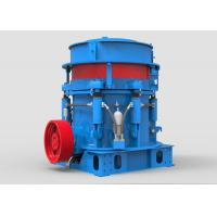 China Selectable Cone Crusher Machine Multi Cylinder Hydraulic Operation For Aggregates on sale