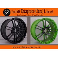 China SS wheels-Green Forged Wheels 20 inch Bronze Matte Black for Mazda / Nissan wholesale