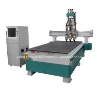 China Low Cost CNC Engraving Machine with Auto Tool Changing/3 Tools Changing/Servo Motor wholesale