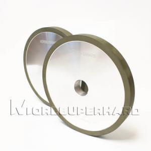 China 1A1 Resin Bond Diamond Grinding Wheel for Carbide - zoe@moresuperhard.com wholesale