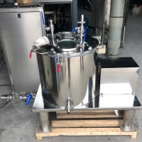 China Rotary Cooling Centrifuge Organic Chemical Cannbis Oil Ethanol Extraction Extractor for Hemp Extract wholesale
