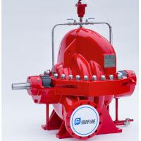 China 2000GPM / 135PSI Horizontal Split Case Fire Pump Ductile Cast Iron Materials UL Listed on sale
