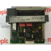 China Allen Bradley Modules 1764-MM3RTC MICROLOGIX 1500 LRP 64K MEMORY MODULE  Fully furnished wholesale