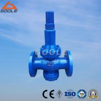 China Y42x China   Steel / Stainless Steel Direct action piston water pressure reducing valve wholesale